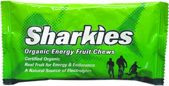Sharkies Organic Energy Fruit Chews