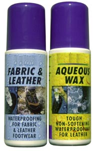 Vegan Waterproofers