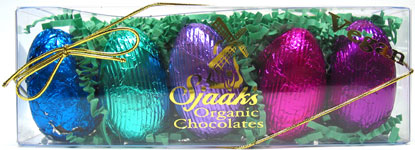 Organic Truffle Eggs by Sjaak�s