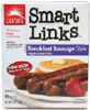 Smart Links Vegan Breakfast Sausage by Lightlife
