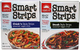 Smart Strips Vegan Chicken and Beef Alternatives