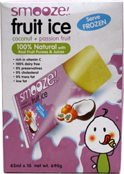 Smooze Fruit Ice