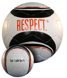 Fair-Trade Vegan Soccer Ball