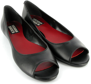 Sophie Shoe by Vegetarian Shoes - Black