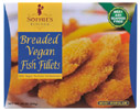 Vegan Breaded Fish Fillets by Sophie's Kitchen