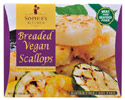 Vegan Breaded Scallops by Sophie's Kitchen