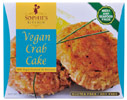 Vegan Crab Cakes by Sophie's Kitchen