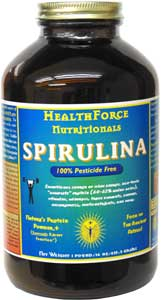 Spirulina by HealthForce Nutritionals