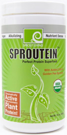 Sproutein Perfect Protein Superfood by Sprout Living