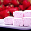 Strawberry Marshmallows by Sweet &amp; Sara