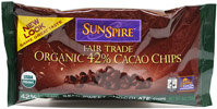Sunspire Organic Semi-Sweet Chocolate Chips