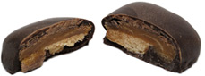 Sweet Stix Vegan &quot;Twix&quot; by Obsessive Confection Disorder