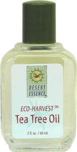 Eco-Harvest Tea Tree Oil by Desert Essence