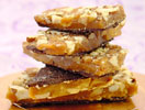Allison's Gourmet Vegan Almond Toffee