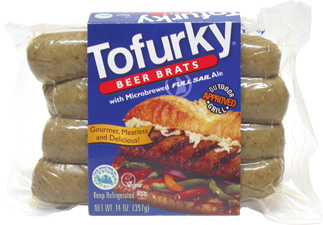 Tofurky Sausages
