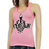 Vegan Torch Tank Top by Motive Company - Women's Pink