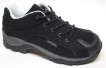 Trail Master Hemp Shoe by Wicked Hemp  Black
