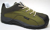 Trail Master Hemp Shoe by Wicked Hemp  Mens Green