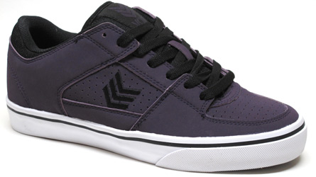 Trooper Sneaker by Vox Footwear - Purple