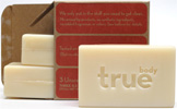 True Body Unscented Bar Soaps