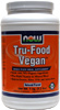 Tru Food Vegan Whole Food Meal Supplement by NOW Foods