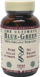 The Ultimate Blue-Green Algae Supplement by Ultimate Life