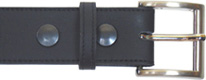 Snapper Removable Buckle Belt by Vegetarian Shoes