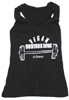Womens Vegan Bodybuilding & Fitness Tank Top – Black