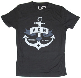 VGN Anchor T-Shirt by Herbivore Clothing