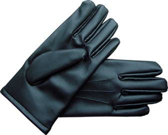 Men's Faux Leather Gloves