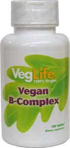 Vegan B-Complex by VegLife