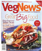 Veg News Magazine  October 2009