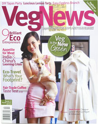 Veg News Magazine � April 2010