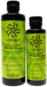 Vega Antioxidant EFA Oil Blend by Sequel Naturals