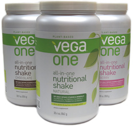 Vega One All-In-One Nutritional Shake by Sequel Naturals