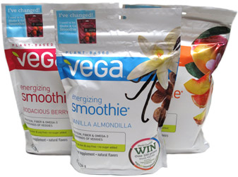 Vega Energizing Smoothie Mix by Sequel Naturals