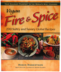 Vegan Fire & Spice by Robin Robertson