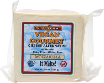 Vegan Gourmet Cheese by Follow Your Heart