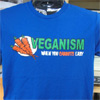 Veganism Carrots Unisex T-Shirt by Motive Co.