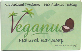 Veganu Natural Bar Soap