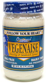 Vegenaise Vegan Mayonnaise by Follow Your Heart