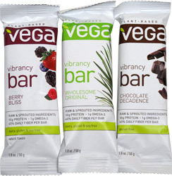 Vega Vibrancy Bars by Sequel Naturals