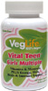 Vital Teen Girls Multiple by VegLife