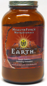 Vitamineral Earth Organic Cleansing and Detoxifying Powder by HealthForce