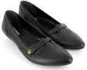 Vivian Shoe by Vegetarian Shoes - Black
