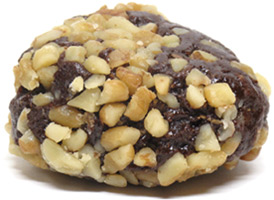 Chocolate Walnut Nut Butter Balls by Betty Lou�s