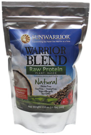 Warrior Blend Raw Protein by Sun Warrior