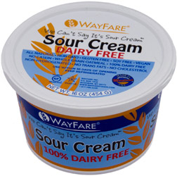 We Can't Say It's Sour Cream by Wayfare Foods