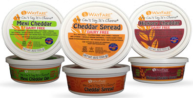 We Can't Say It's Cheese Spreads and Dips by Wayfare Foods