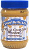 White Chocolate Wonderful Peanut Butter by Peanut Butter & Co.